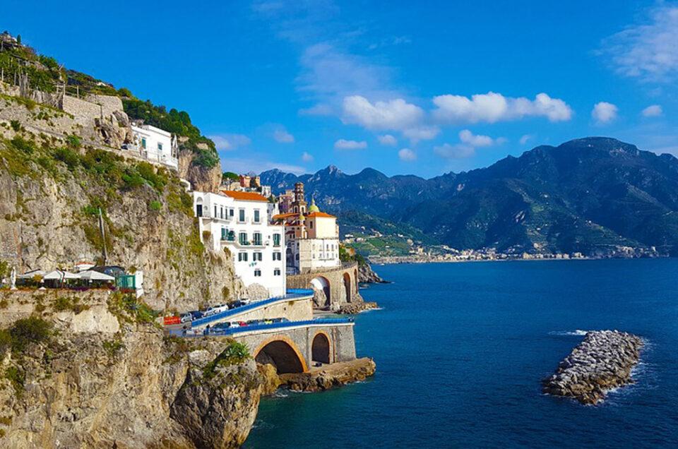 Ecco la meta idea per le vacanze secondo il New York Times, la Campania.