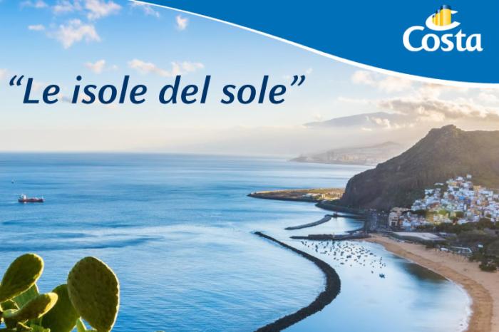 Costa Pacifica Francia – Canarie – Madeira – Spagna