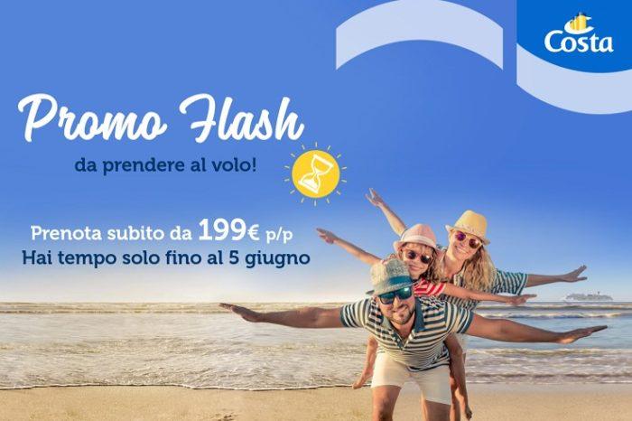 Costa Crociere Promo Flash da 199€