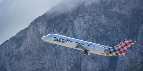 Volotea: nuovi voli da Olbia