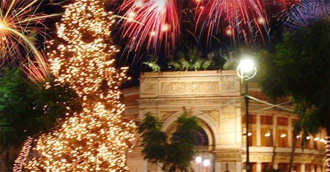 Il Capodanno a Palermo cambia location: pronti all'invasione di due nuove piazze