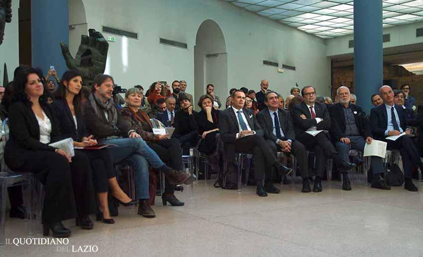 Festa di Roma 2020. Capodanno, 1000 artisti per 24 ore