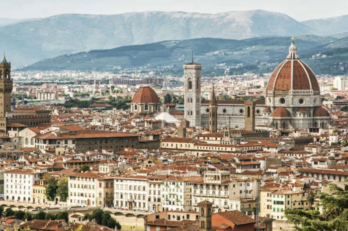 Firenze · Pisa