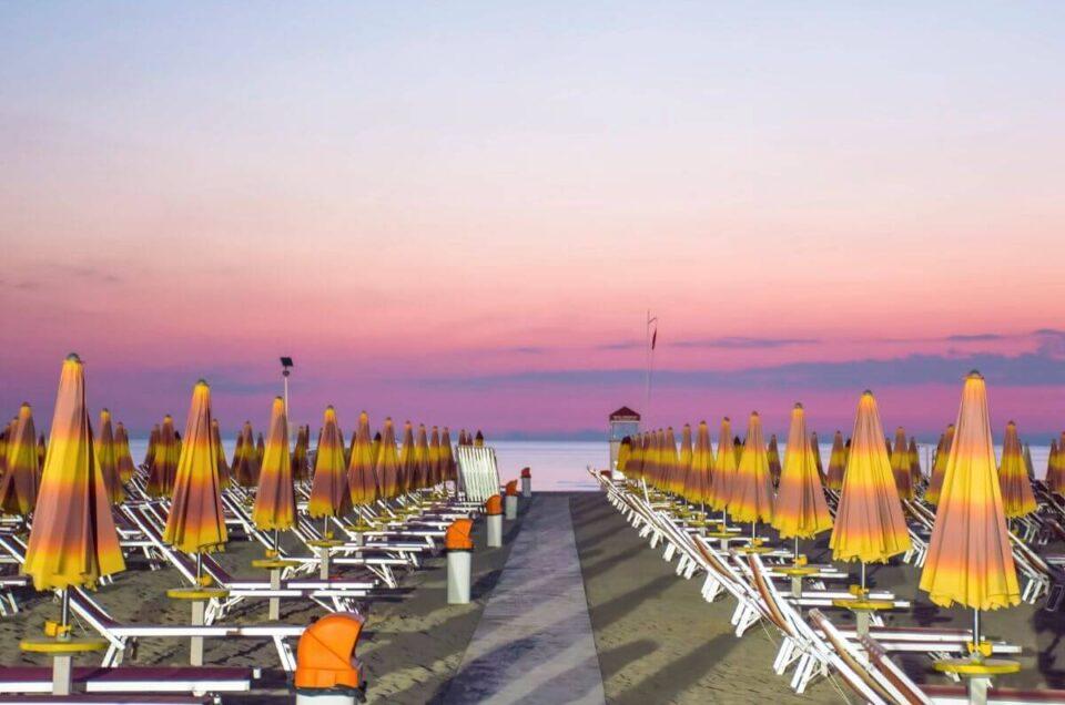 Riccione: è la destinazione perfetta per le vacanze con gli amici