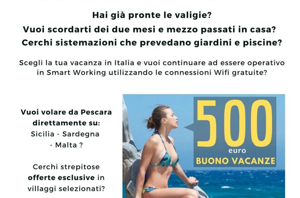 Nove su dieci sceglieranno l'Italia: la maggior parte andrà al mare.
