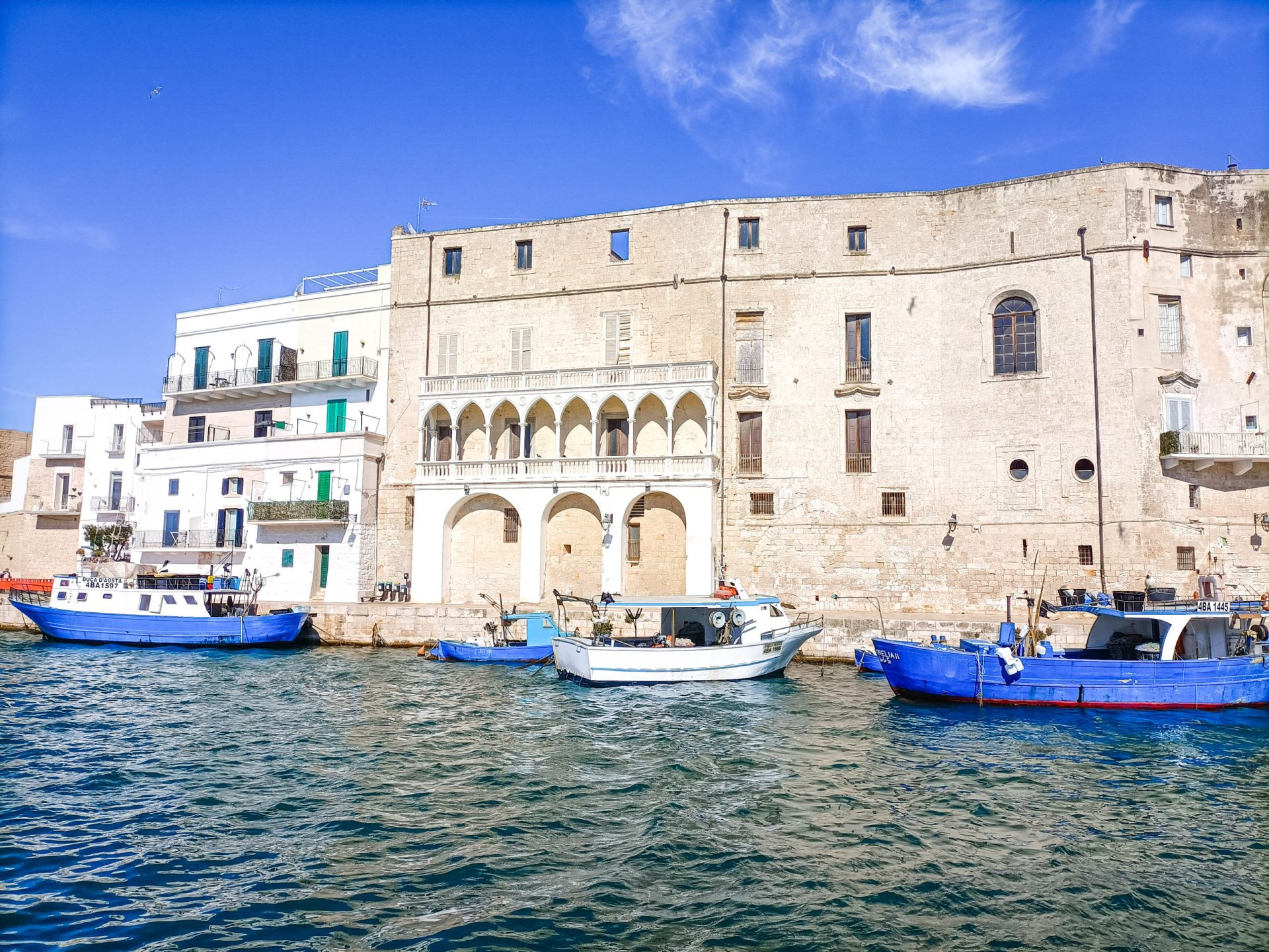 Itinerario 7, 10, 15 giorni Puglia cosa vedere